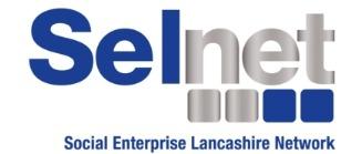 Selnet - Social Enterprise Lancashire Network logo