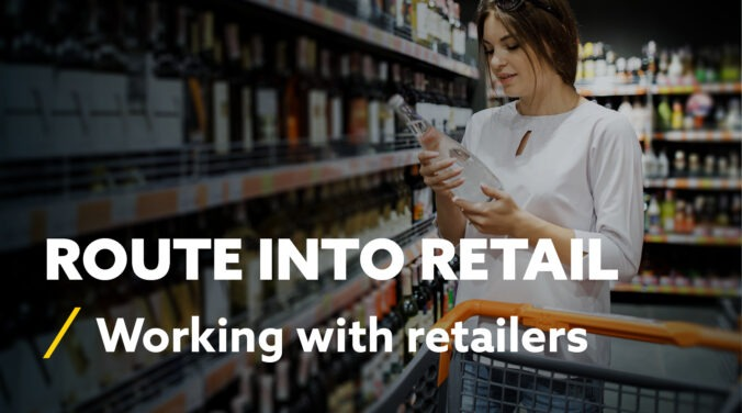 Route Into Retail working with retailers